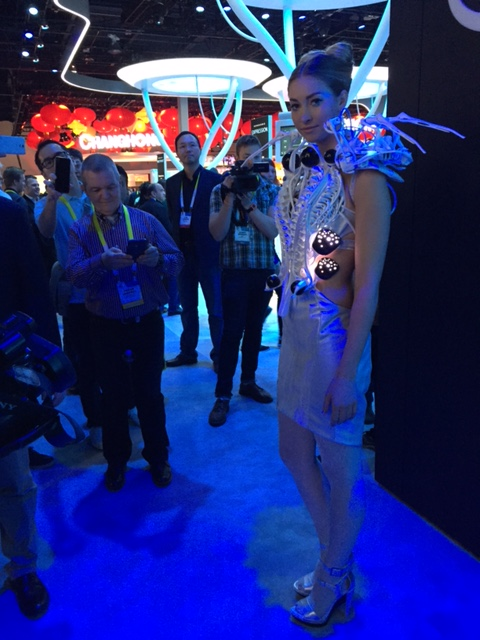 Intel Spider Dress